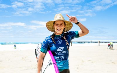 Mikey Wright and Isabella Nichols Claim Dominating Victories at The Boost Mobile Pro Gold Coast