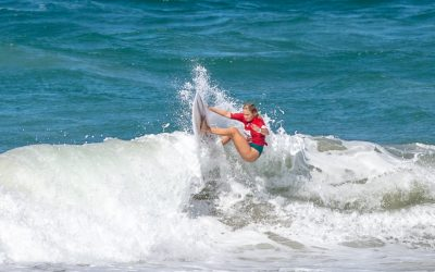 Top Seeds Dominate Opening Day Australian Open Of Surfing – Sunshine Coast Pro