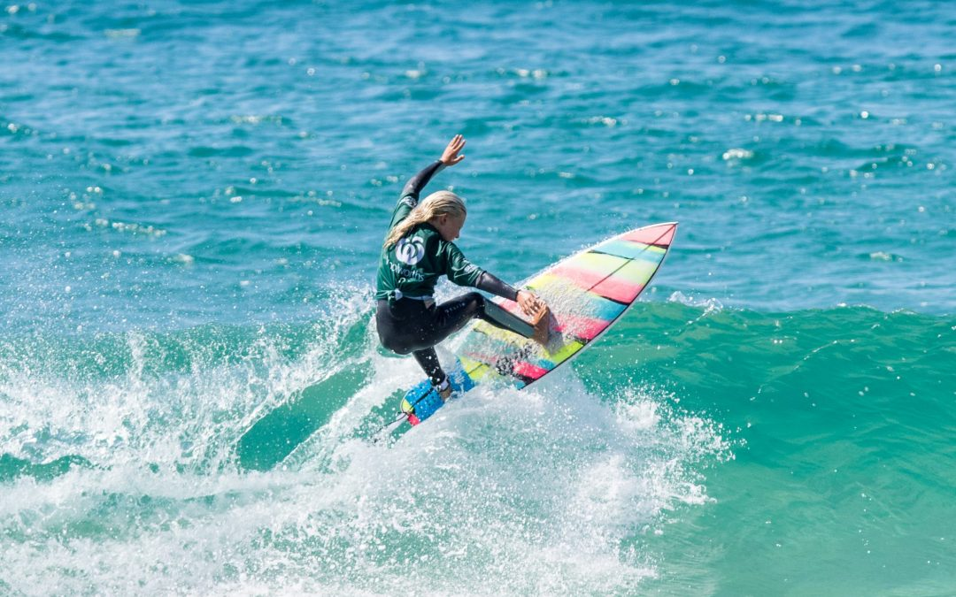Junior Surfing Stars Set to Shine on the Gold Coast For The QLD Woolworths Surfer Groms Comps Series Opener