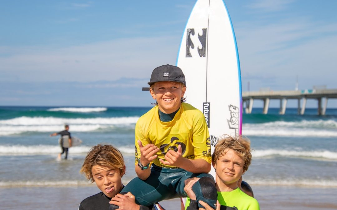 Junior Surfing Stars Set To Light Up The Gold Coast As The Woolworths Surfer Groms Comp Kicks Off Tomorrow