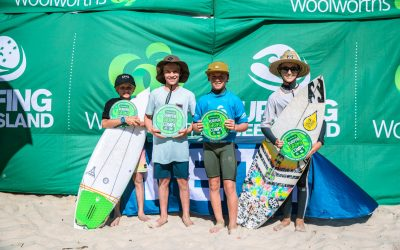 Sunshine Coast to Host Woolworths Surfer Groms Series Finale