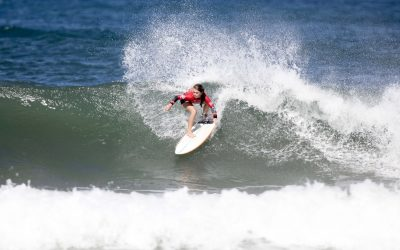 Five Champions Crowned on Day One of the Woolworths Surfer Groms at pumping Alexandra Headland