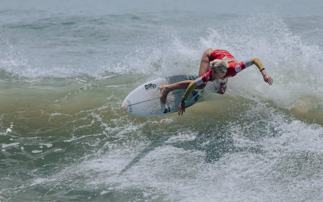 Finalists decided as Alexandra Headland produces perfect conditions on day two of the 2020 Rip Curl GromSearch