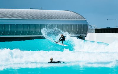 Instagram Wildcard Selections as part of Rip Curl GromSearch National Final at Melbourne's URBNSURF Wave Pool