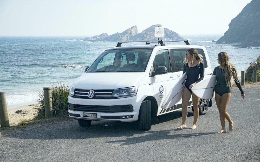 Volkswagen jumps on board the Queensland Surf Festival