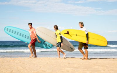 Strong surf forecast for start of 2021 Volkswagen Queensland Surf Festival kicking off on Saturday 20 March at Coolum