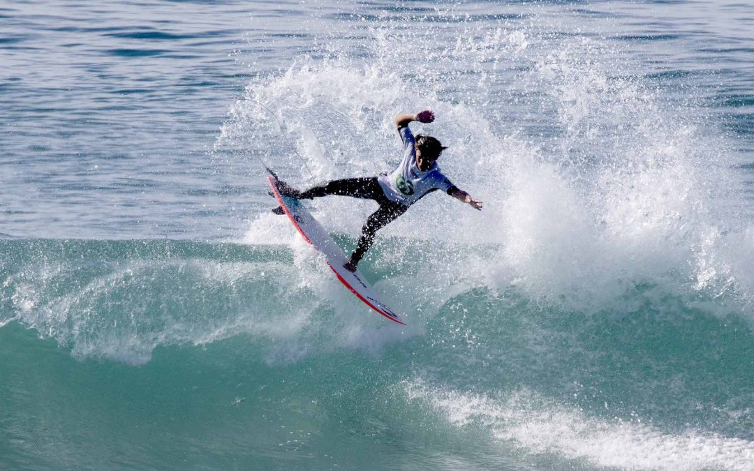 Coolum Beach turns on a solid swell for the Woolworths QLD Junior Titles finals