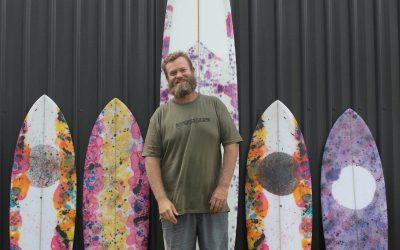 BOARD TALK w/ Thomas Bexon of Thomas Surfboards