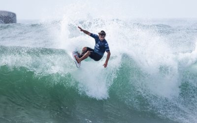 BIG SCORES AND BIGGER UPSETS ON OPENING DAY OF THE BOOST MOBILE PRO GOLD COAST