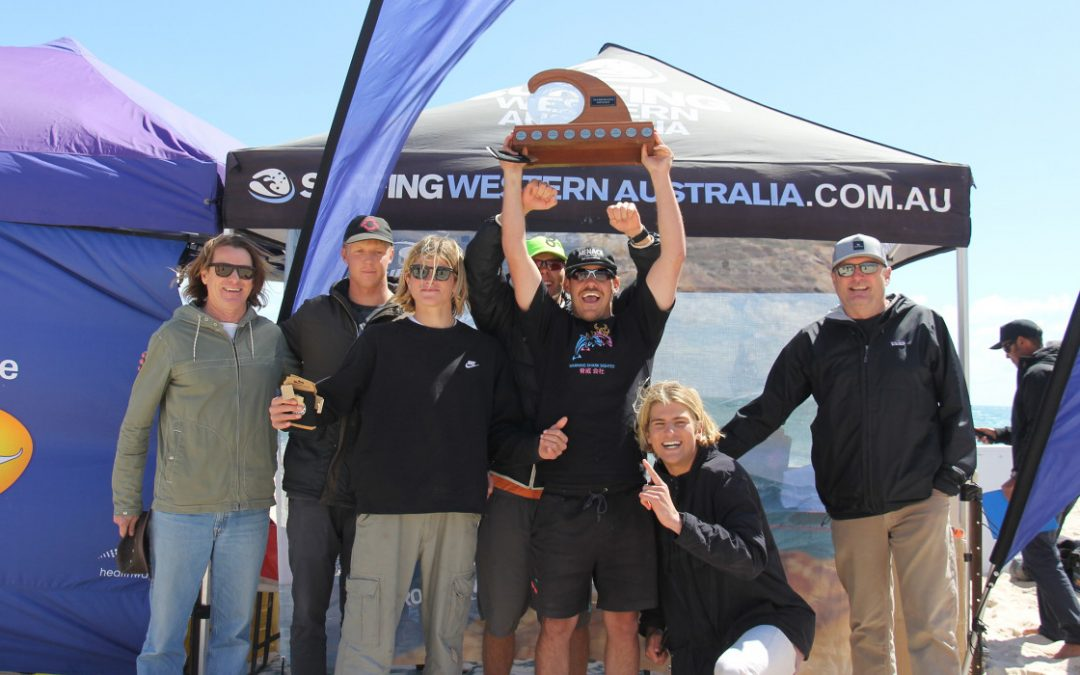 TRIGG POINT BOARDRIDERS CLUB CLAIM VICTORY AT THE 2020 SURF BOARDROOM SURF LEAGUE