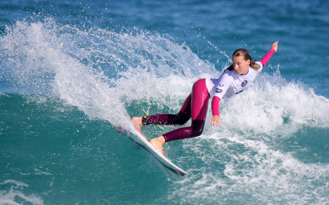 GROMS STAKE THEIR CLAIM ON THE OPENING DAY OF THE WOOLWORTHS WA JUNIOR SURF TITLES