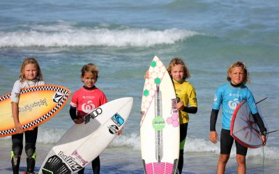 THE WOOLWORTHS SURFER GROMS COMPS HEADS TO WA FOR EVENT # 7 OF THE NATIONWIDE SERIES