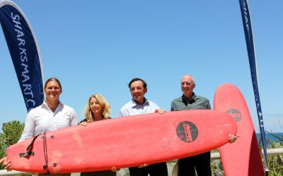 PARTNERSHIP EXTENSION WITH THE DEPARTMENT OF FISHERIES HELPS TO KEEP WAVE CHASERS SAFE