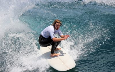EXCITEMENT BUILDS FOR THE OPENING EVENT OF THE VOLTE WA LONGBOARD & LOGGER TITLES IN YALLINGUP
