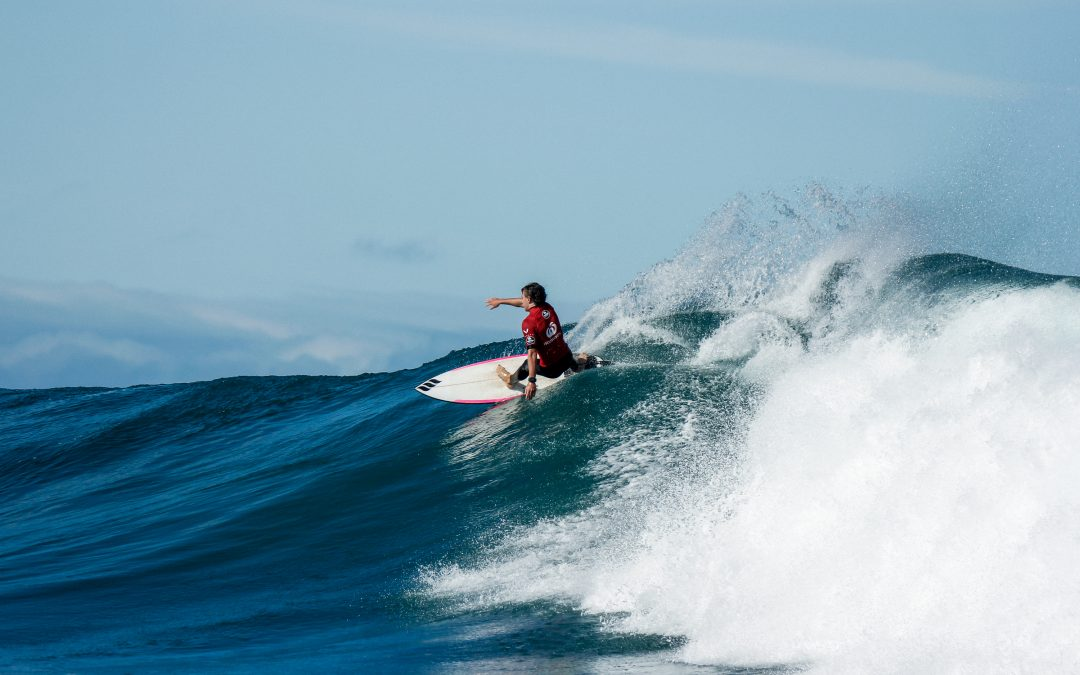BIG SURF & BIG PERFORMANCES HIGHLIGHT THE OPENING WOOLWORTHS WA JUNIOR SURF TITLES IN MARGARET RIVER