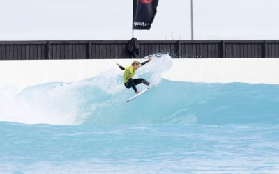WILLOW HARDY AMONGST THE CHAMPIONS CELEBRATED AT THE RIP CURL GROMSEARCH NATIONAL FINAL AT URBNSURF MELBOURNE