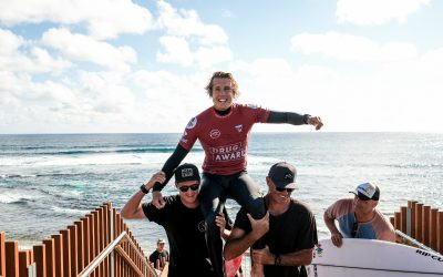 LOCAL TRIO CONFIRMED FOR BOOST MARGARET RIVER PRO AFTER THE DRUG AWARE WA TRIALS
