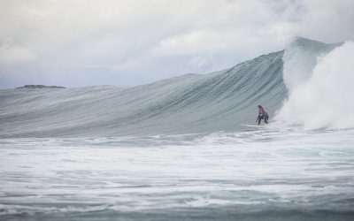 MAXING SURF MEETS INCREDIBLE PERFORMANCES ON OPENING DAY OF BOOST MOBILE MARGARET RIVER PRO PRES. BY CORONA