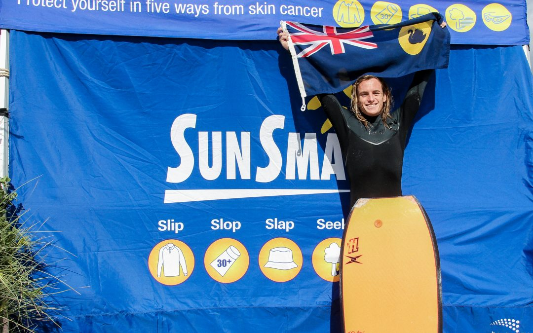 STATE CHAMPIONS CROWNED AT THE 2021 FINALE OF THE SUNSMART WA BODYBOARD TITLES