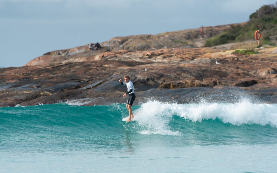 DENMARK TURNS ON THE SUNSHINE FOR VOLTE WA LONGBOARD & LOGGER TITLES GRAND FINALE