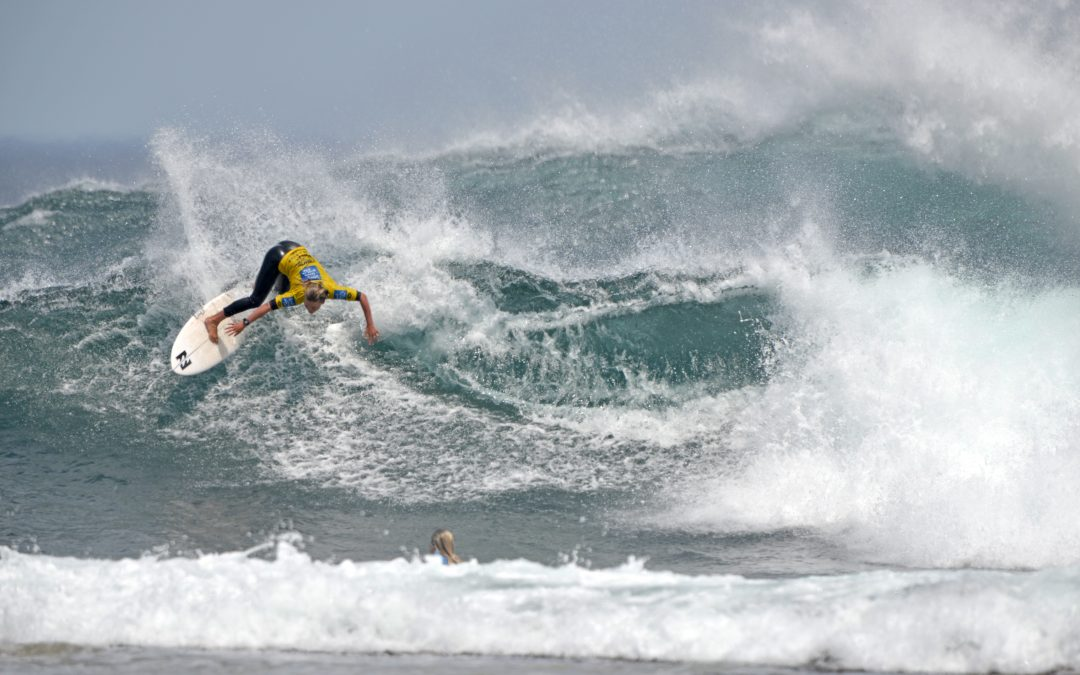 SURFING AUSTRALIA LAUNCHES NATIONAL JUNIOR RANKING SYSTEM