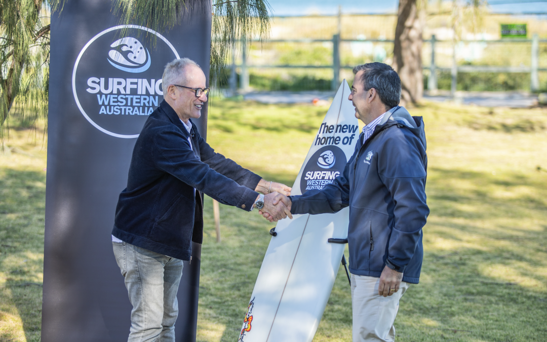 SURFING WA MARKS AN EXCITING MOMENT TOWARDS A NEW ERA OF THE SPORT IN WESTERN AUSTRALIA