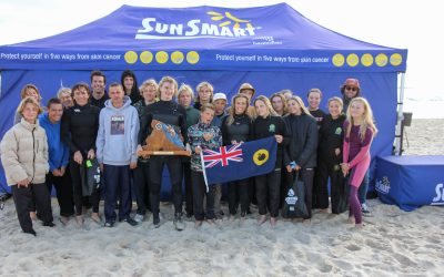 MARGARET RIVER CLAIMS A RECORD 16TH STRAIGHT VICTORY AT THE SUNSMART WA SCHOOL SURFING TITLES