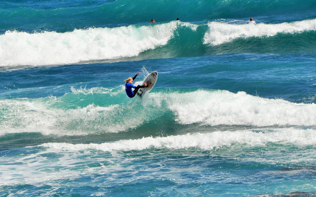 45TH SUNSHINE SURF MASTERS WRAPS UP IN GERALDTON