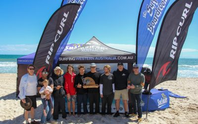 YALLINGUP BOARDRIDERS CLUB CLAIM AN IMPRESSIVE VICTORY AT THE 29th SURF BOARDROOM SURF LEAGUE AT SCARBOROUGH BEACH