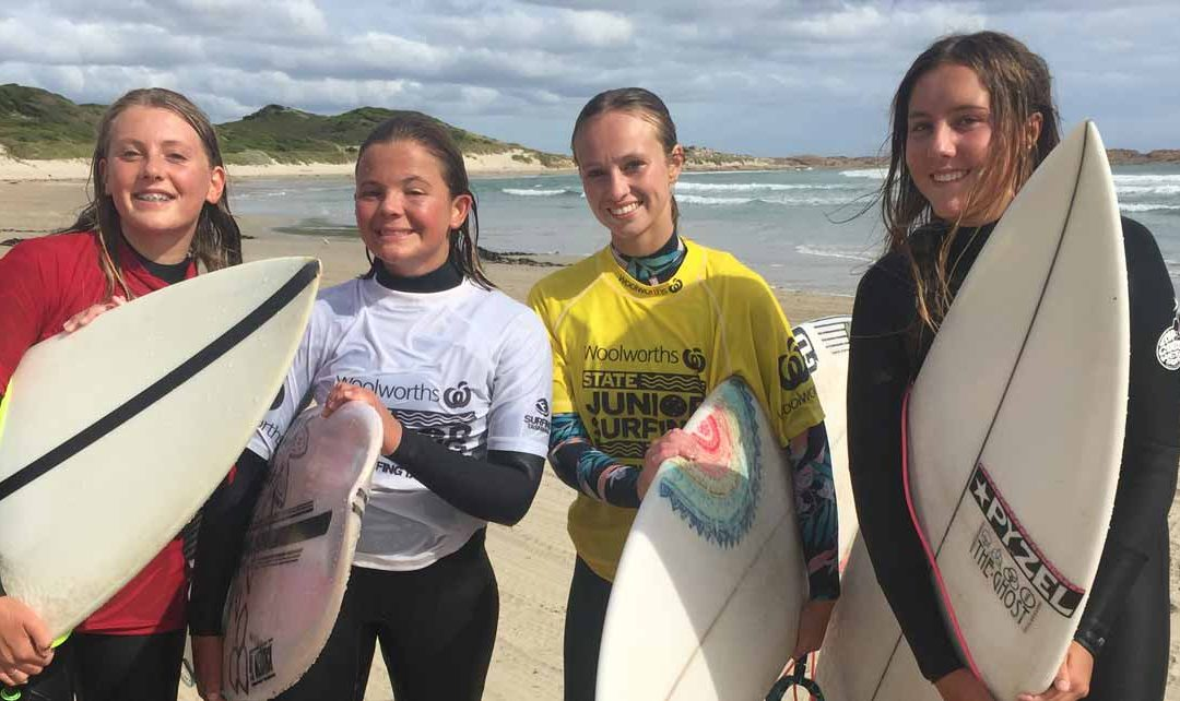 WOOLIES ROUND 3 GOES OFF AT RIP CURL WEST COAST CLASSIC