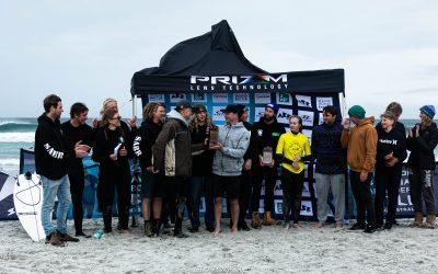 Surfers excel in Hyundai Australian Board Rider Battle at Scamander.