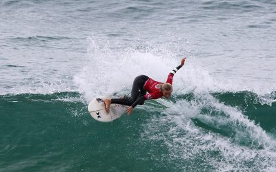 Woolworths Surfer Groms Comp wraps up with a bang at Cronulla.