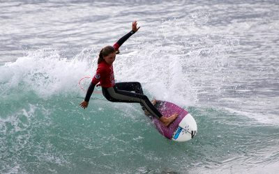NSW'S BEST MICRO GROMS LIGHT UP CRONULLA FOR THE WOOLWORTHS SURFER GROMS COMP.