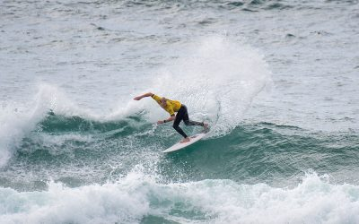 Big scores and big upsets on the opening day of the Volkswagen Cronulla Open.