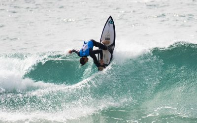 Gigantic day of surfing for the Volkswagen Tradies Surfmasters.