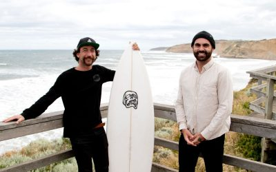 Surfing Victoria and Strong Brother Strong Sister sign strategic partnership