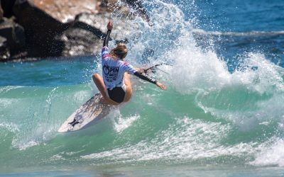 Northern Beaches surfers reign supreme at the inaugural Port Macquarie Open.