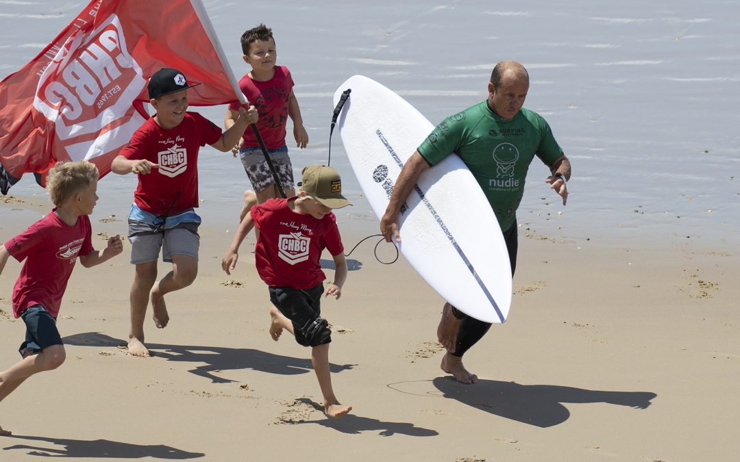 Coffs Harbour Gets Ready For Three Giant Days Of Surfing