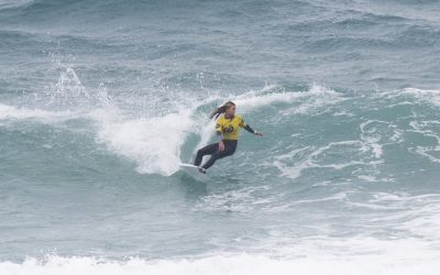 Mahoney and Huppatz crowned champions at Gunnamatta Beach for finals day of the Woolworths Victorian Junior Titles.