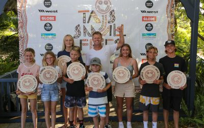 CHAMPIONS CROWNED ON AN EPIC CONCLUSION TO THE 16th TAJ'S SMALL FRIES IN YALLINGUP