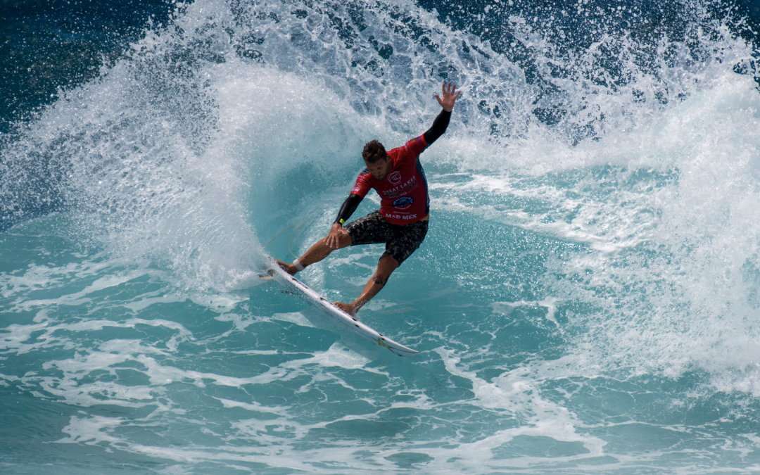 Top Seeds Dominate As Wild Conditions Continue at Great Lakes Pro pres. By Surfers Rescue 24/7