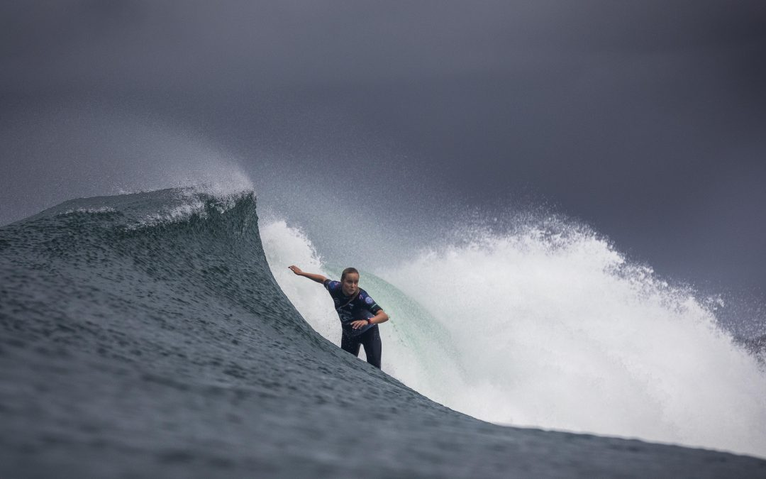 Big Names Eliminated Early from Rip Curl Newcastle Cup Pres. by Corona