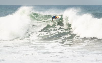 Road to Tokyo Heats Up In El Salvador On Day Three Of ISA World Surfing Games