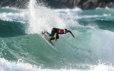 Top Seeds Dominate At Oakberry Tweed Coast Pro