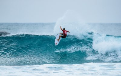 Aussies Gilmore, Fitzgibbons and Cibilic Makes WSL Final 5 at Corona Open Mexico Presented by Quiksilver