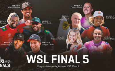 WSL To Crown 2021 World Champions At First-Ever Rip Curl WSL Finals