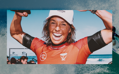Will Sally Fitzgibbons LockDown Her First World Title?
