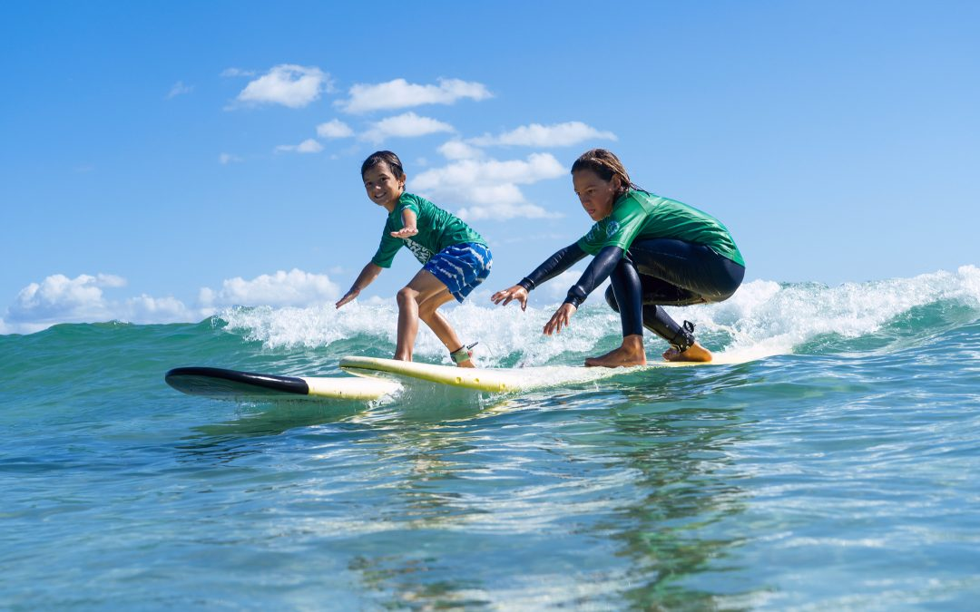 Woolworths SurfGroms Dive Into A Fresh New Season
