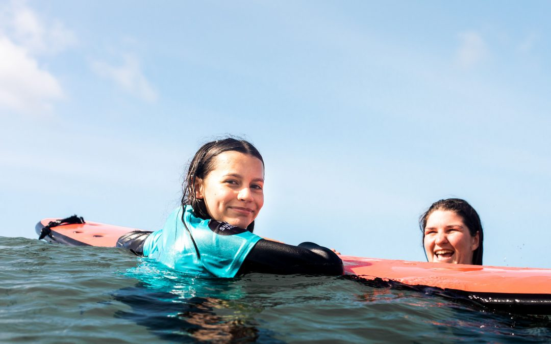 Surfing Victoria launches Surf Her Way Women and Girls Strategy