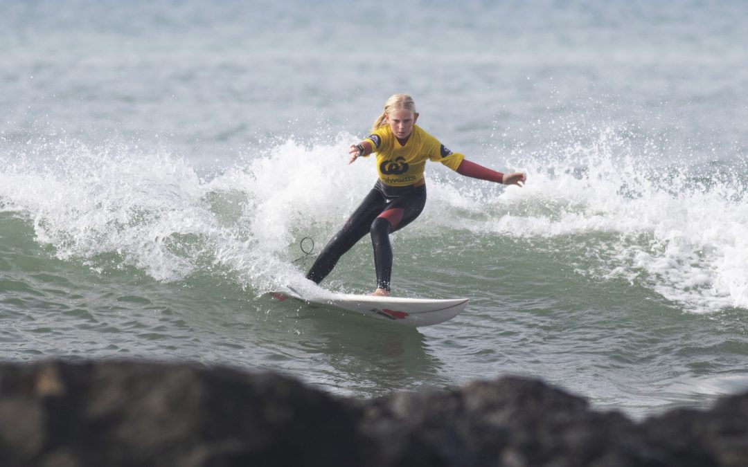 Woolworths Surfer Groms Comp heads to the Surf Coast this weekend